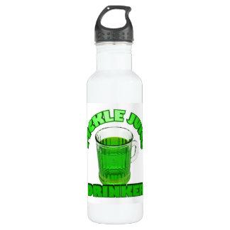 Pickle Juice Drinker 24oz Water Bottle
