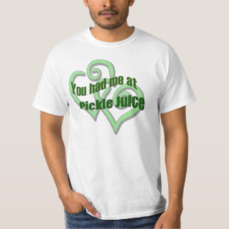 Pickle Juice Love Tshirts