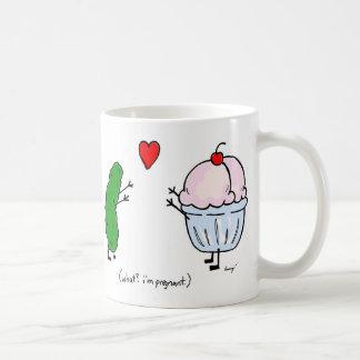 Pickle Loves Ice Cream Mug