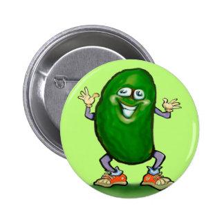 Pickle Pinback Button
