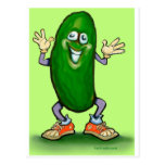 Pickle Postcard