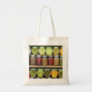 Pickle Shop Canvas Bags