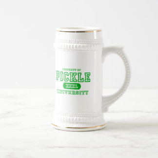 Pickle University Coffee Mug