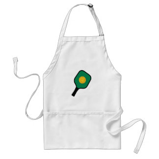 PICKLEBALL AND PADDLE ADULT APRON