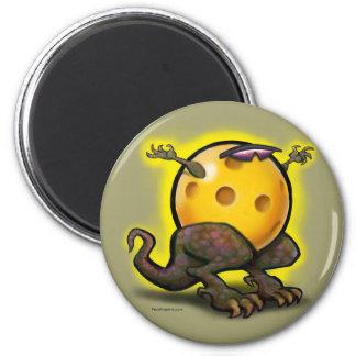 Pickleball Beast 2 Inch Round Magnet