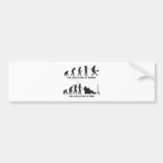 Pickleball Bumper Sticker
