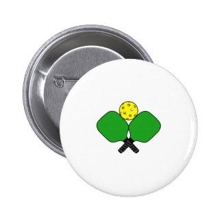 Pickleball Button