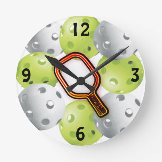 Pickleball clock (medium)
