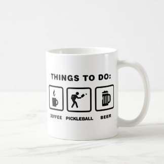 Pickleball Coffee Mug