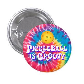 """""""Pickleball es"""" botón maravilloso Pin Redondo De 1 Pulgada"""