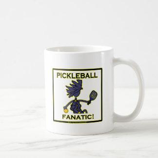 Pickleball Fanatic Coffee Mugs