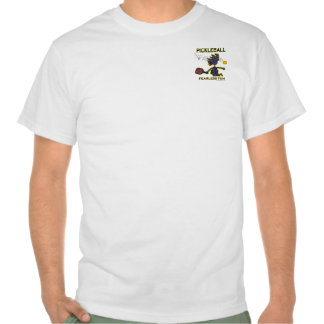 Pickleball Fearless Fun T Shirts
