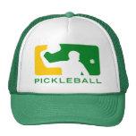 Pickleball Hat: Major League (Green/Yellow) Trucker Hat
