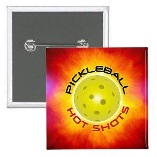 Pickleball Hot Shots 1 Buttons
