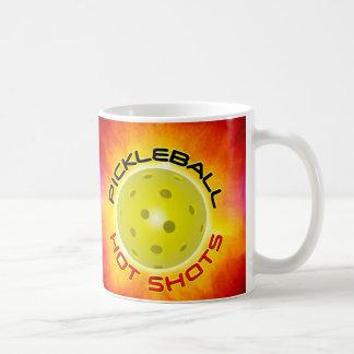 Pickleball Hot Shots 1 Mug