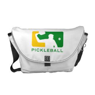 Pickleball Mom Messenger Bag