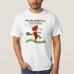 Pickleball Paddles Well With Others T Shirts