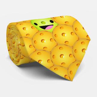 Pickleball Pop Necktie