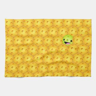 Pickleball Pop Sports Towel (Horizontal)
