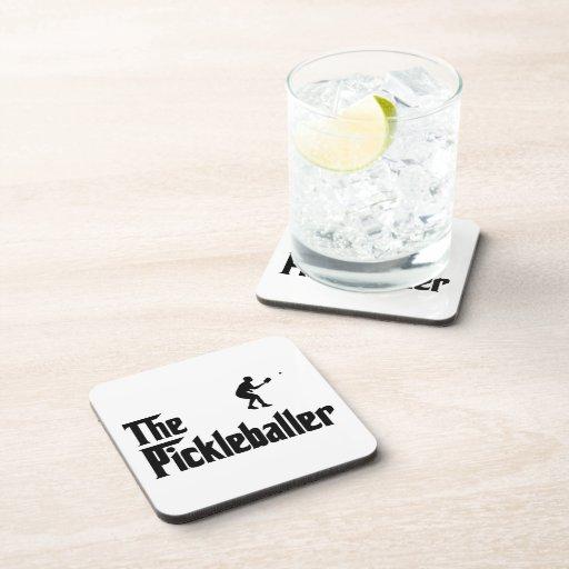 Pickleball Posavasos De Bebidas