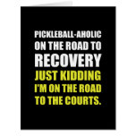 Pickleball Raod To Rocvery Courts Card