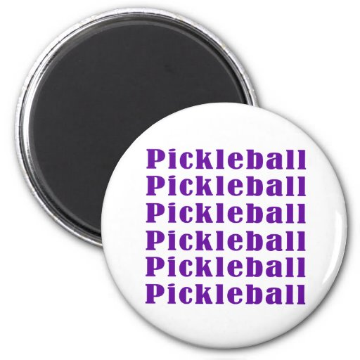 pickleball repeat purple.png refrigerator magnets