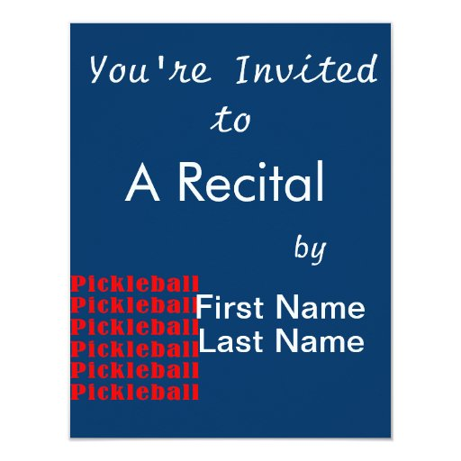 pickleball repeat red.png 4.25x5.5 paper invitation card
