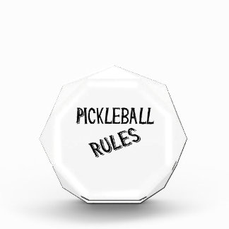 pickleball rules bernice black pickle ball acrylic award