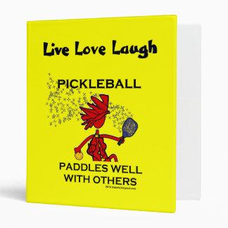 """Pickleball se bate bien con otros carpeta 1"""""""