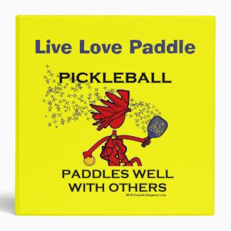 """Pickleball se bate bien con otros carpeta 2"""""""