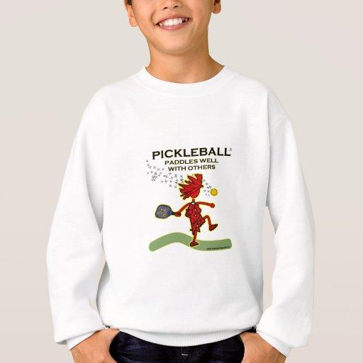 Pickleball se bate bien con otros poleras