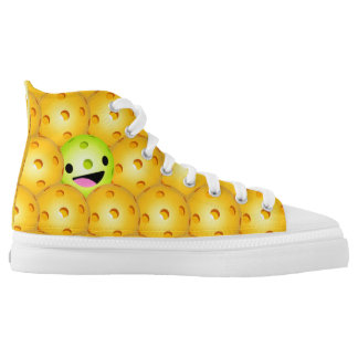 Pickleball Shoes: Pickleball Surprise! High-Top Sneakers