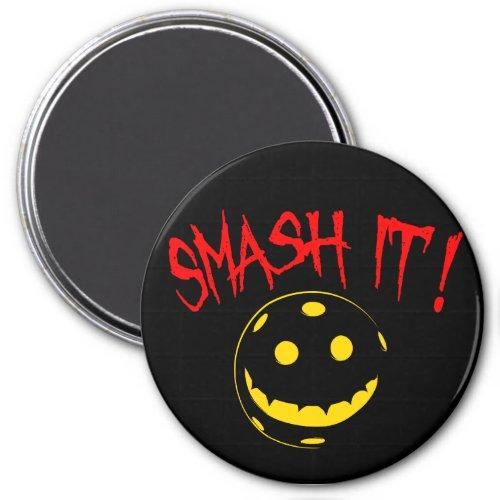 Pickleball Smash It Magnet