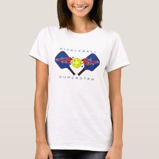 Pickleball Superstar Shirt