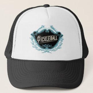 Pickleball Team Hat - Vintage Emblem Design