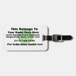 pickleball text n ball green.png luggage tag