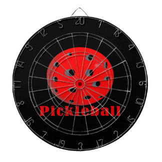 pickleball text n ball red.png dartboard with darts