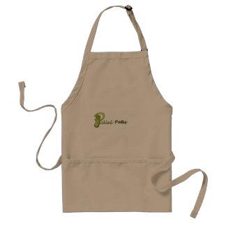 pickledpeas adult apron