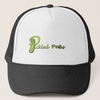 pickledpeas trucker hat