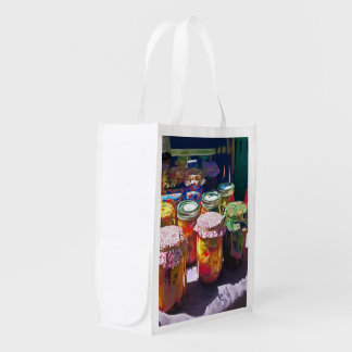 Pickles and Jellies Grocery Bag