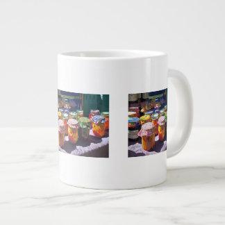 Pickles and Jellies Large Coffee Mug