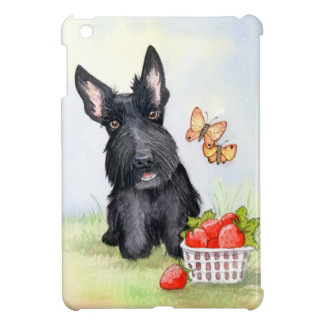 Pickles and strawberries Scottie case Case For The iPad Mini