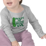 Pickles Are Evil T Shirt