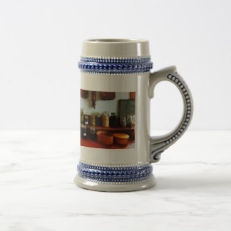 Pickles, Beans and Jellies Coffee Mugs