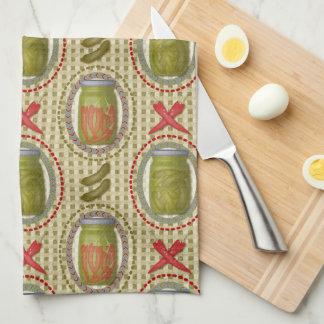 Pickles&Chili kitchen Towel