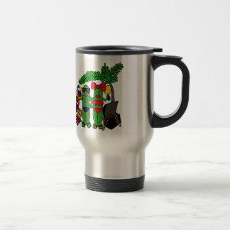 Pickles in Paradise Coffee Mugs