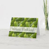 Pickles; Pickle Card