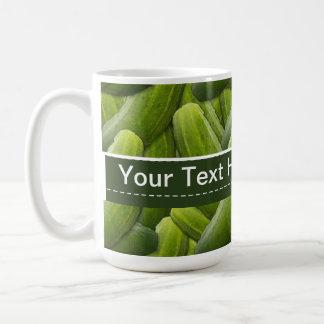 Pickles; Pickle Coffee Mug