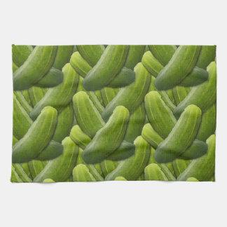 Pickles; Pickle Hand Towel
