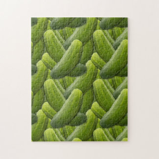 Pickles; Pickle Jigsaw Puzzle